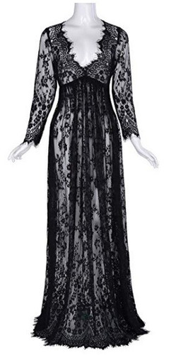 vestido largo para embarazada.  talla 3xl