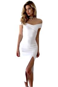 2d84857e548b Vestido Corto Entallado Strapless Vestidos Cortos - Vestidos de ...