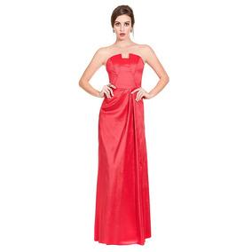 dd2e5c55 Vestido Rojo Marciano - Vestidos de Mujer De noche 6 en Mercado Libre México