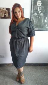 a7ad66e821 Vestido Largos Causales - Vestidos de Mujer Largos en Mercado Libre ...