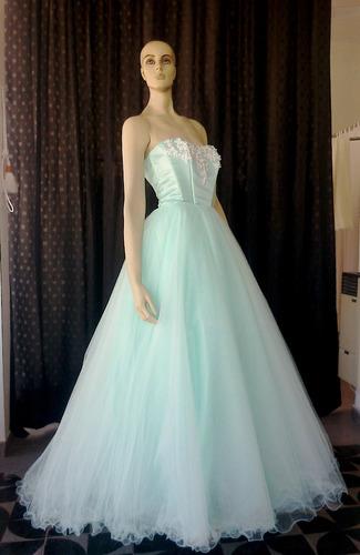 vestido largo vestido
