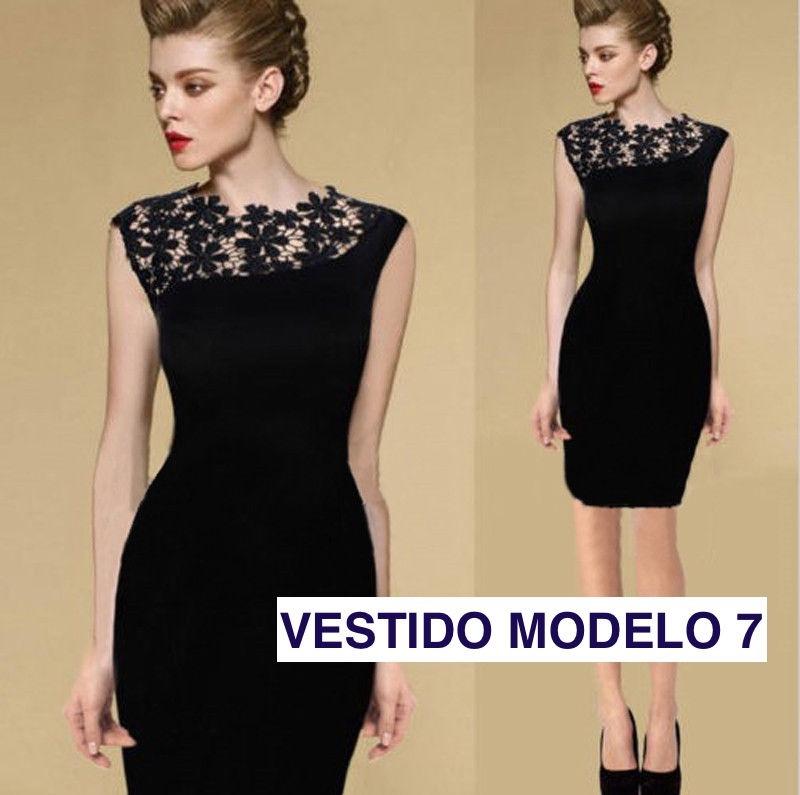 6d10dc2be Vestidos elegantes para grado de dia - Vestido azul