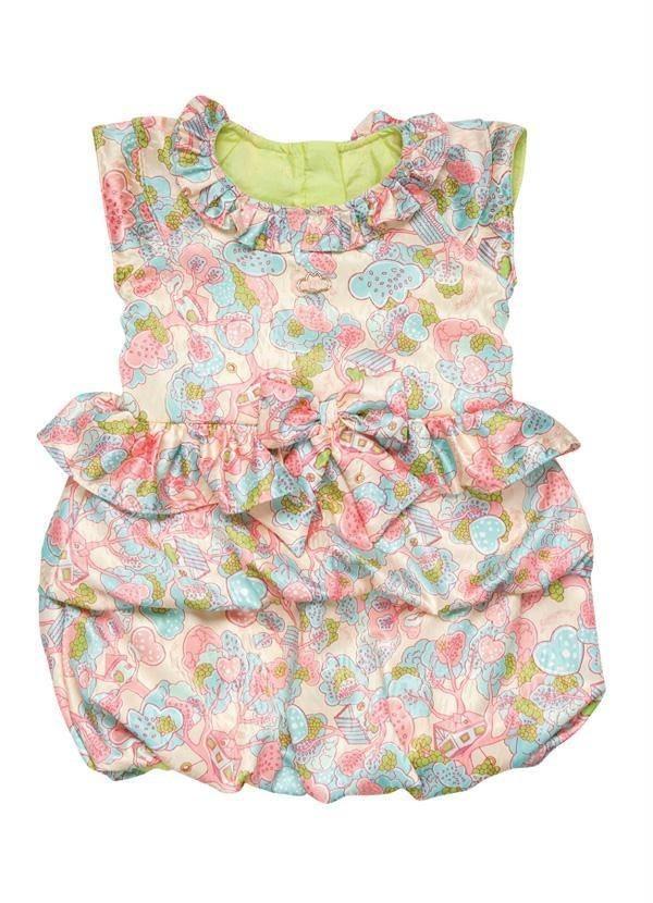1dd73704b Vestido Lilica Ripilica Baby Festa - R$ 110,00 em Mercado Livre