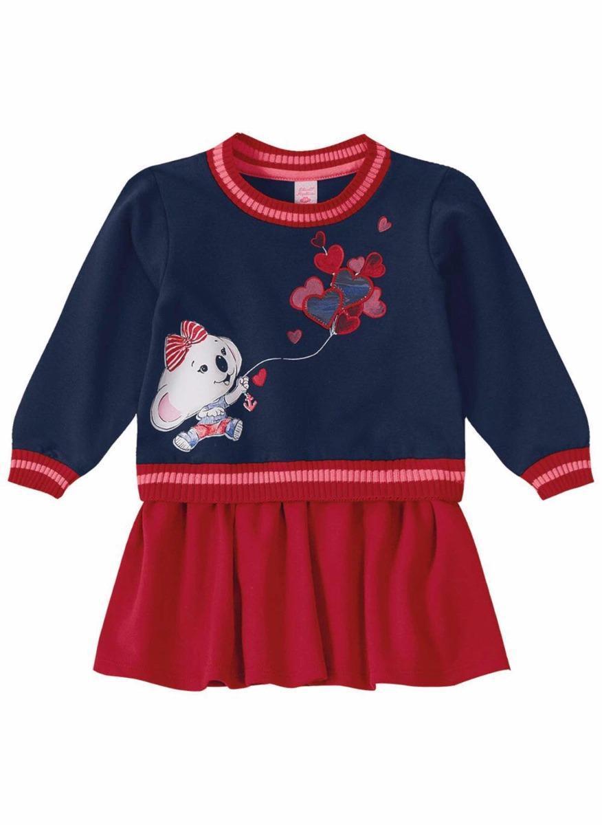 99976b47e Vestido Lilica Ripilica Baby Original 10108375 - R$ 229,00 em ...