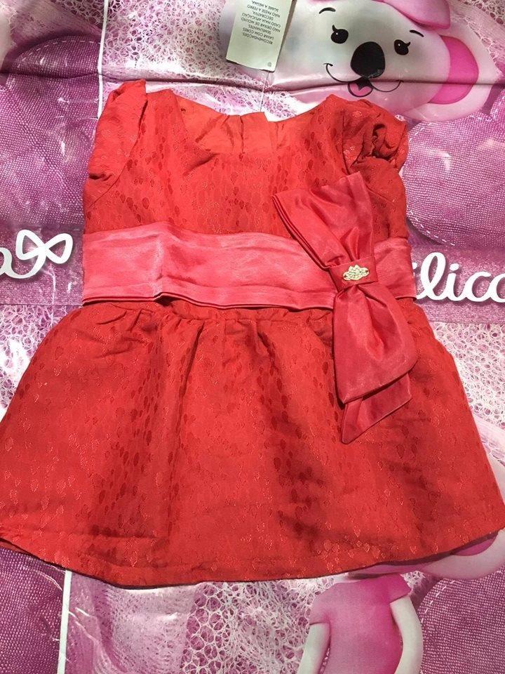 d8aeec957 Vestido Lilica Ripilica Baby Original - R$ 139,90 em Mercado Livre