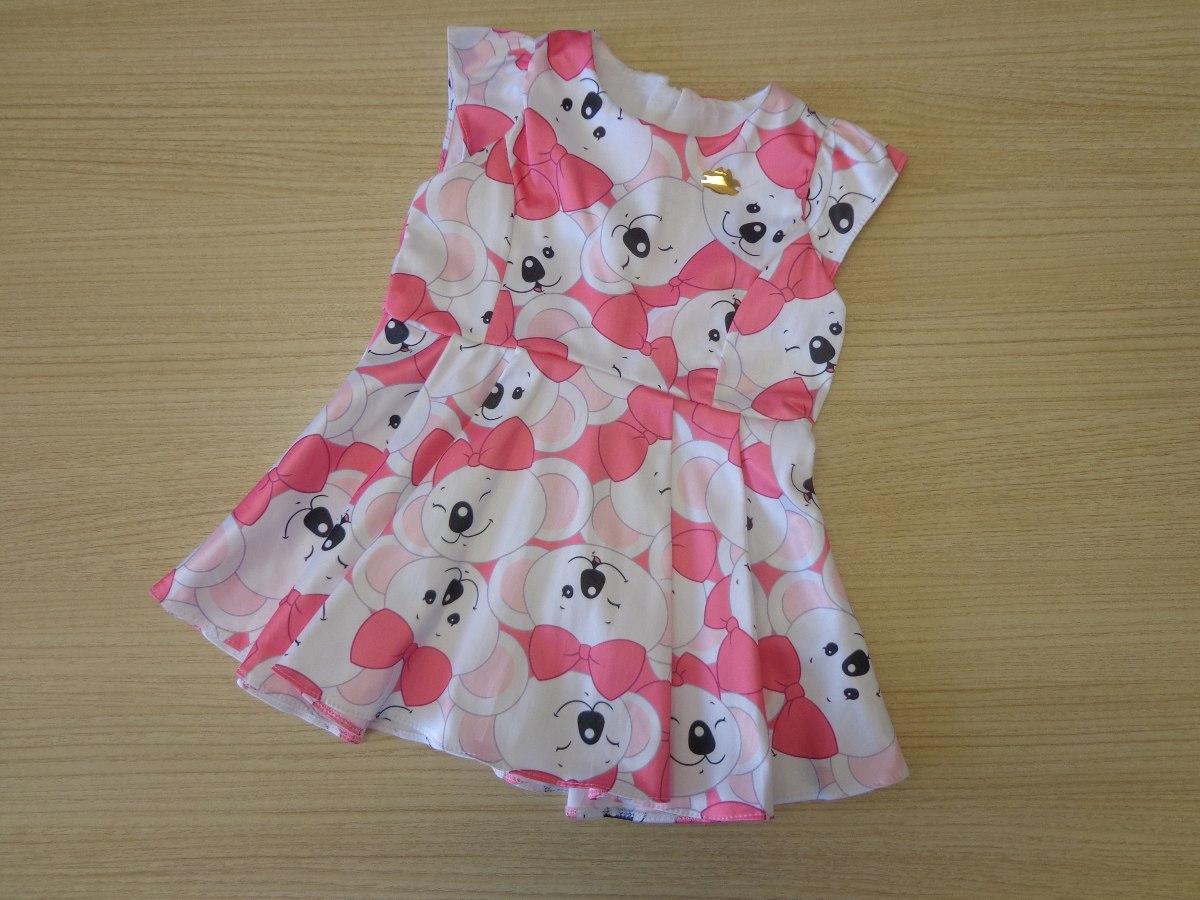 06049be1b vestido lilica ripilica baby pb/gb- 50% de desconto. Carregando zoom.