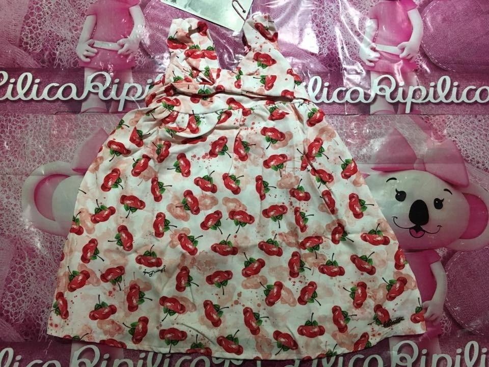 6c0ec9470 Vestido Lilica Ripilica Baby Tamanho 2p Original - R$ 199,90 em ...