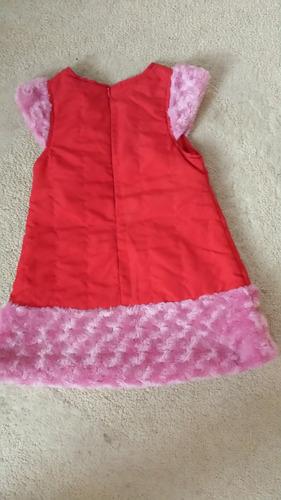 vestido  lilica ripilica com bolero tam 4