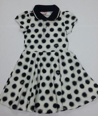 vestido lilica ripilica polo infantil nova coleção original
