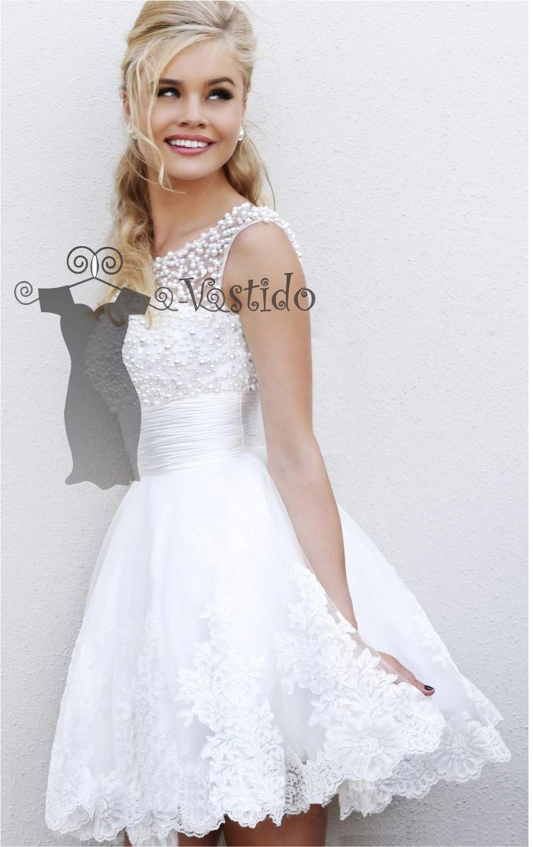 Vestidos de noiva curto imagens