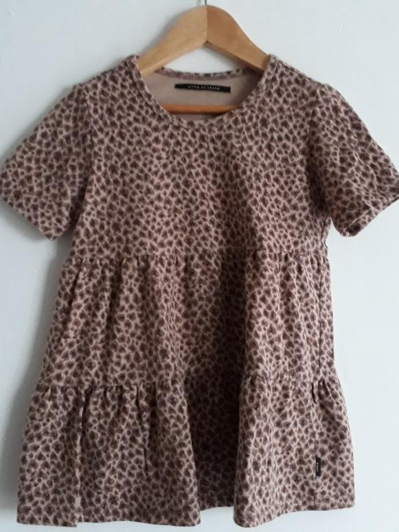 729cdbb40 Vestido Little Akiabara Nena Talle 6 Años - $ 450,00 en Mercado Libre