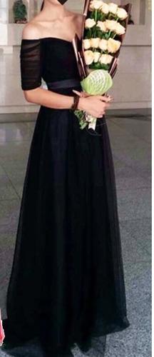 vestido longo de festa casamento madrinha formatura 1021
