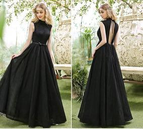 2ed0a85f2 Vestido Black Bird - Calçados, Roupas e Bolsas no Mercado Livre Brasil