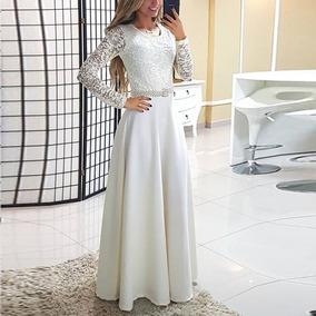 fc924d0e8 Vestido Para Ensaios Fotograficos Casamento - Vestidos Femininas no ...