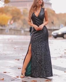 d6e96e9801d Vestido De Lurex Prata - Calçados, Roupas e Bolsas com o Melhores ...