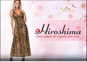 100399bdf Vestido Estampado Jersey Acetinado - Calçados, Roupas e Bolsas com o  Melhores Preços no Mercado Livre Brasil
