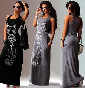 a583b31db1 Stock Fixo - Vestidos Longos Femininas no Mercado Livre Brasil
