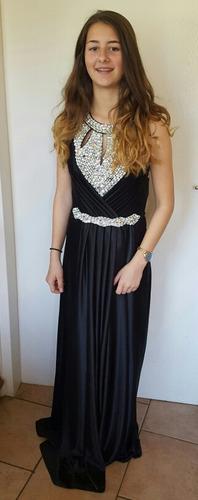 vestido longo festa