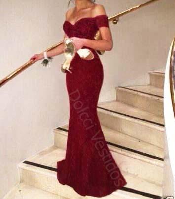 vestido longo festa,