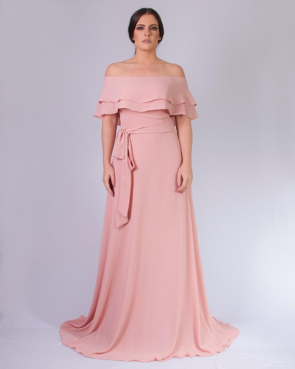 49d9221c5 vestido longo festa ciganinha madrinha casamento formatura. Carregando zoom.
