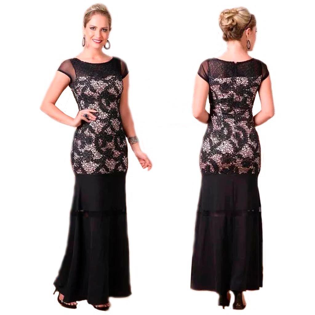 0d51e3bf5 vestido longo festa de madrinha moda feminina promoção. Carregando zoom.