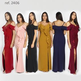 5223ef0f1 Vestido Nara Almeida - Vestidos no Mercado Livre Brasil