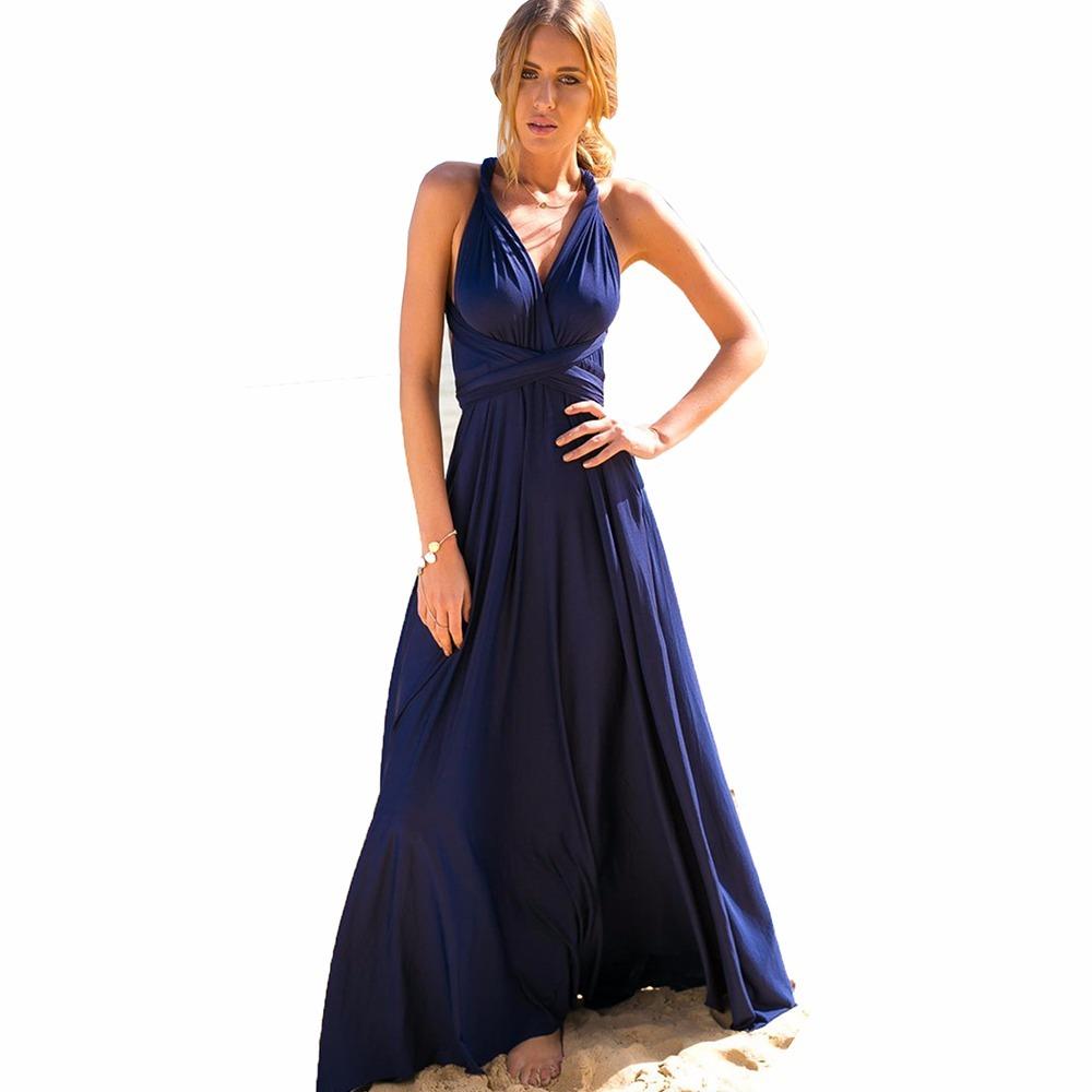 Vestido Longo Festa Formatura Casamento 15 Formas De Vestir
