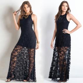 7b394d096 Vestido De Renda Lindo!!!!!! Promoção - Vestidos Femininas no ...