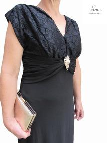 f6a856c91 Vestido Senhora Idade - Vestidos Femeninos com o Melhores Preços no Mercado  Livre Brasil