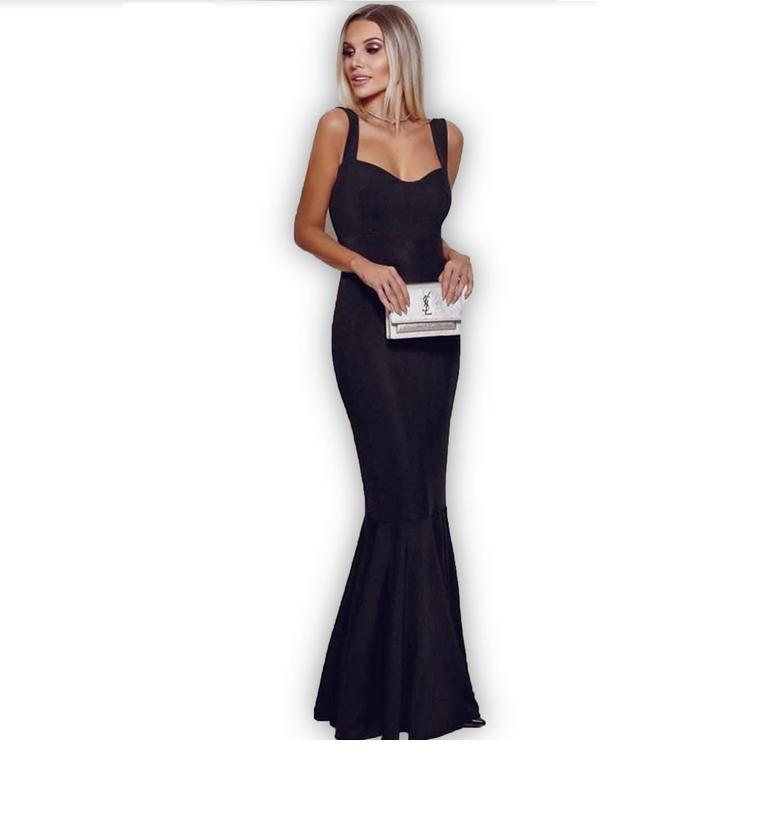 670c68b2d vestido longo festa sereia madrinha casamento formatura. Carregando zoom.