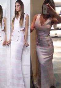 6f1713cc56 Vestido Iorane Vestidos Saias - Calçados