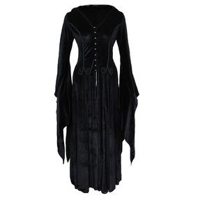 07e593bd08 Vestido Gotico - Calçados
