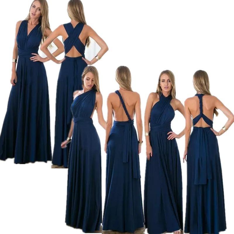 2df4ea704 vestido longo multiuso - várias formas de usar - tendência. Carregando zoom.