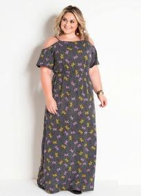 6f4b1884f66f Blusa Plus Size Com Elastico Na Barra - Calçados, Roupas e Bolsas com o  Melhores Preços no Mercado Livre Brasil