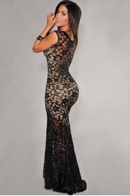 c3ca412ff Vestido Izad - Vestidos De 15 anos Longos Preto no Mercado Livre Brasil