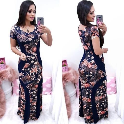 vestido longo roupa