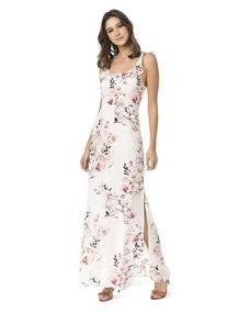 9bcb5e188707 Vestido Seiki - Vestidos Femeninos Branco com o Melhores Preços no Mercado  Livre Brasil