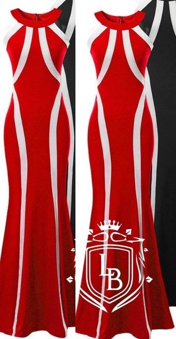 9e0577e882 Vestido Longo Vermelho Casual Pronta Entrega - R  65