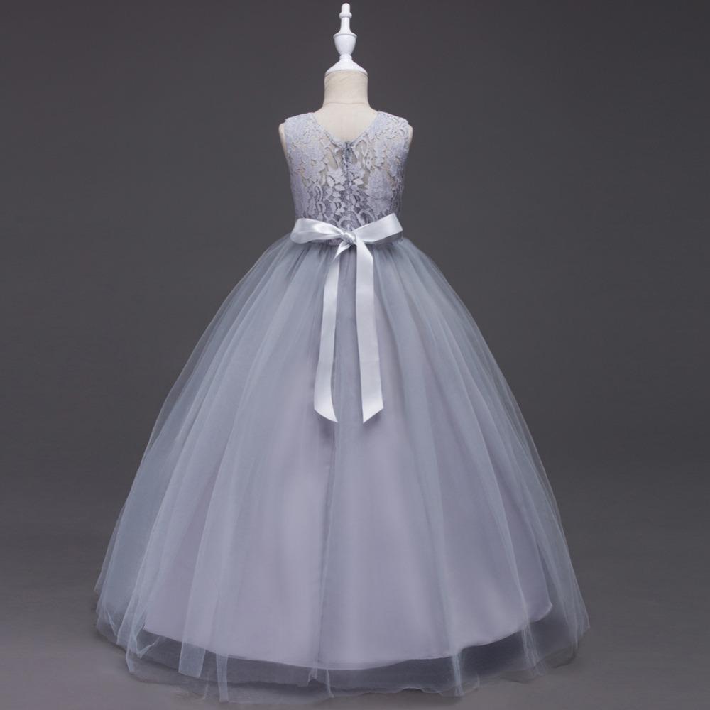 93d8a6459 vestido luxo renda e saia tule longo daminha formatura. Carregando zoom.