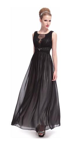vestido madrinha festa longo roxo preto marsalla  p , pp