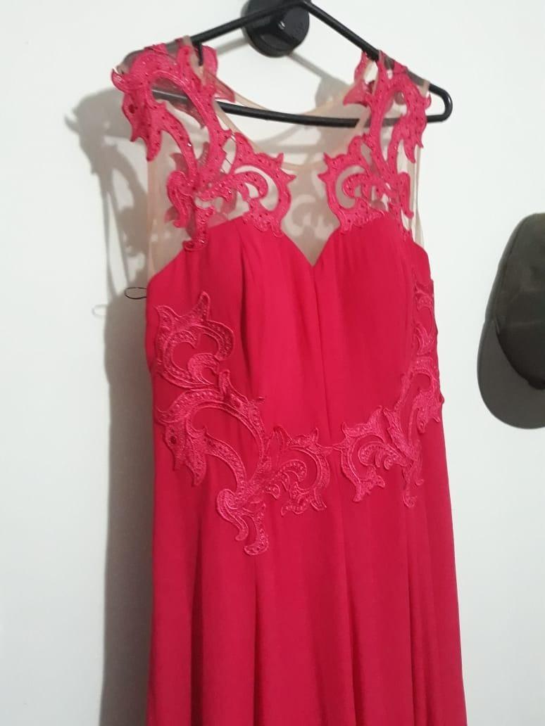 825dcfed2 Vestido Madrinha - Rosa Pink - R$ 150,00 em Mercado Livre