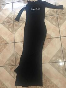 Vestido Marca Bebe 100 Original Largo Medi Strech Pegadito