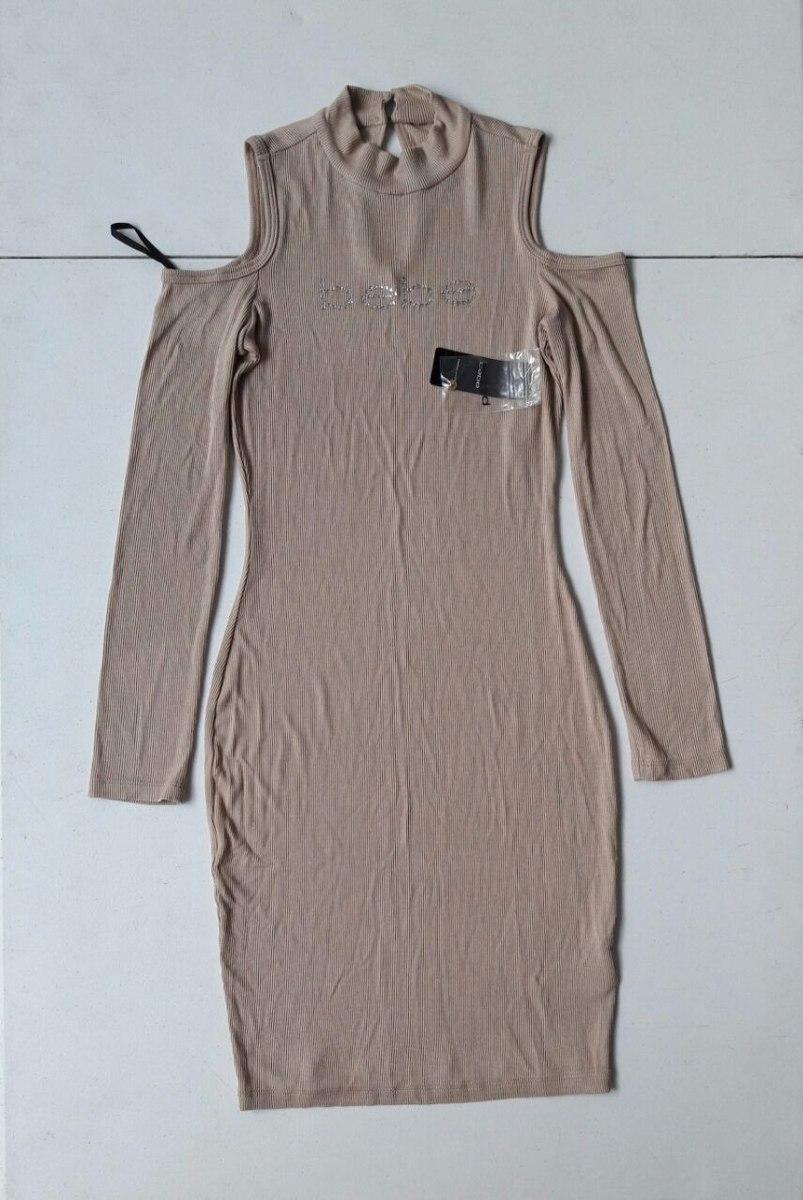 dd7832a261e vestido marca bebe nuevo original. Cargando zoom.