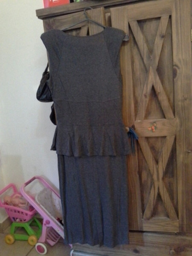 vestido marca mng talle l impecable