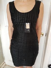 Vestido negro wados