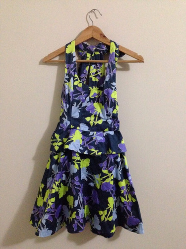 vestido maria bonita extra maravilhoso!!!