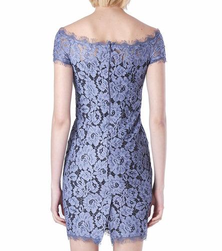 vestido markova versailles de encaje vintage