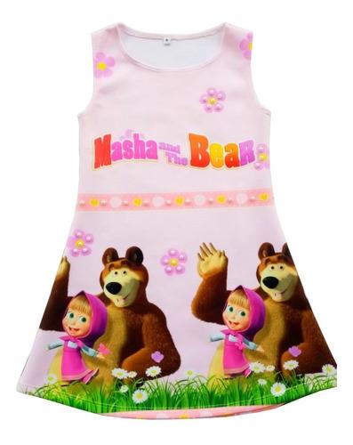 vestido masha y oso - ig