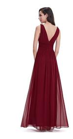 Vestido Color Vino Xv Año Vestidos De Mujer Zacatecas