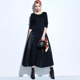 a3810ebe53 Vestido Gotico Longo - Calçados